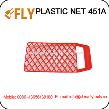 Red Plastic net